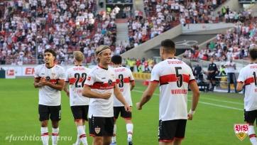 «Штутгарт», «Фрайбург» и обе «Боруссии» выиграли свои матчи в Бундеслиге