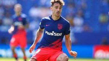 Гризманн отметил юбилей в Примере в матче с «Барселоной»