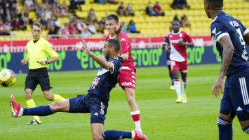 Гол и результативная передача Головина помогли «Монако» разгромить «Бордо»