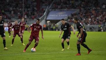«Бавария» потерпела первое поражение в сезоне, уступив «Айнтрахту»