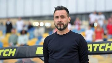 Де Дзерби – о поединке с «Динамо»: «Доминировала только одна команда»