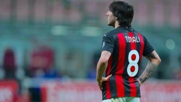 Тонали назвал цель «Милана» в текущем сезоне