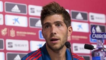 Серджи Роберто вызван в сборную Испании
