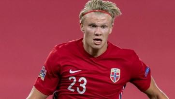 Холанд обратился к поклонникам сборной Норвегии