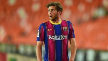 «Барселона» приостановила переговоры с Серджи Роберто по новому контракту