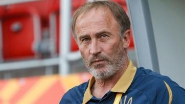 Наставник сборной Украины: «Меня две недели обливали таким дерьмом и грязью»