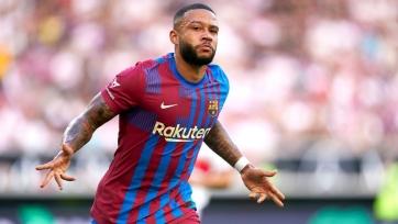 Депай: «Никогда не пожалею о переходе в «Барселону»