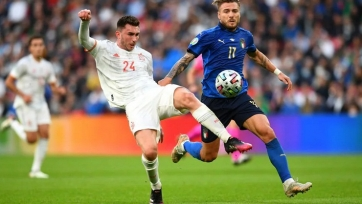 Назван фаворит предстоящего полуфинала Лиги наций УЕФА Италия – Испания