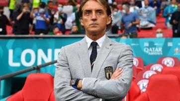 Манчини признался в проблемах у сборной Италии