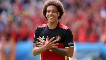 Витсель: «Вся сборная Бельгии предельно мотивирована»