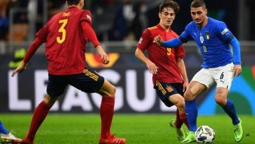 Испания переиграла Италию и вышла в финал Лиги наций