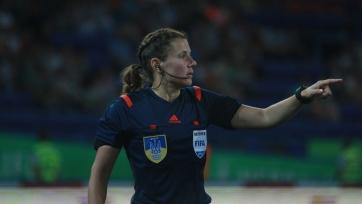 Женская бригада арбитров из Украины рассудит матч Андорра — Англия
