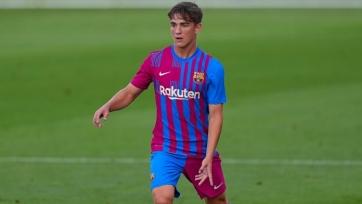 «Барселона» намерена переподписать Гави