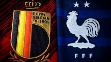 Бельгия и Франция огласили составы на полуфинал Лиги наций УЕФА