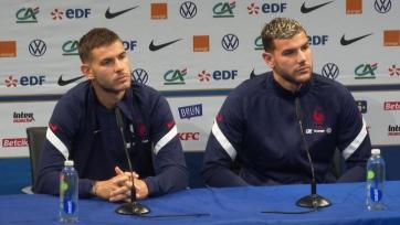 Братья Эрнандесы вошли в историю сборной Франции