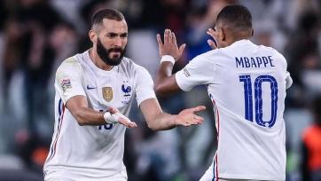 Это невероятно! Франция пробилась в финал Лиги наций УЕФА, проигрывая 0:2 Бельгии