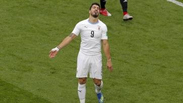 Два игрока «Атлетико» травмировались в расположении сборной Уругвая