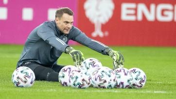 Нойер не сыграет против Румынии из-за травмы