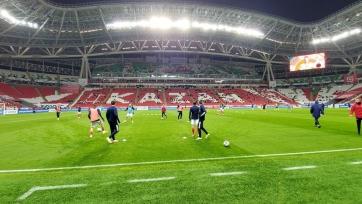 Россия – Словакия – 1:0. Текстовая трансляция матча