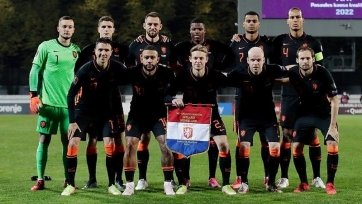 Сборная Нидерландов имеет трехматчевую победную серию в отборе ЧМ-2022
