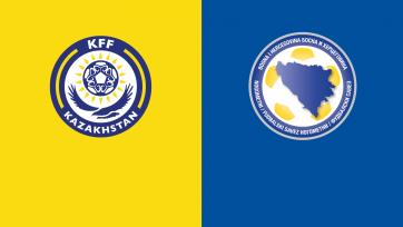 Казахстан – Босния и Герцеговина. 09.10.2021. Где смотреть онлайн трансляцию матча