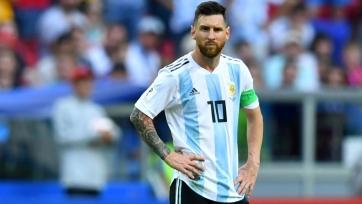 Месси под вопросом на ближайшие матчи сборной Аргентины