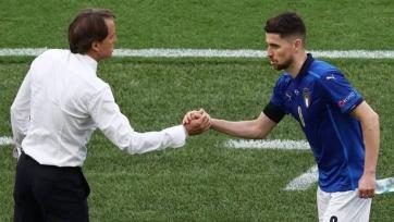 Манчини: «Покажется странным, если Жоржиньо не выиграет Золотой мяч»