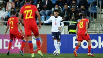 Квалификация ЧМ-2022: Англия, Австрия и Дания выиграли свои матчи