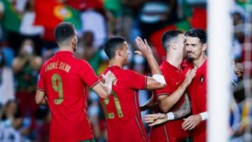 Гол Роналду помог Португалии обыграть Катар