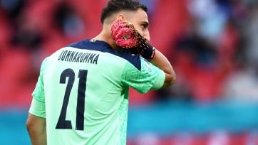 Доннарумма добился исторического достижения в сборной Италии