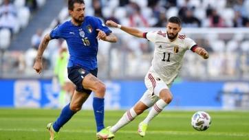 Италия заняла третье место в Лиге наций УЕФА
