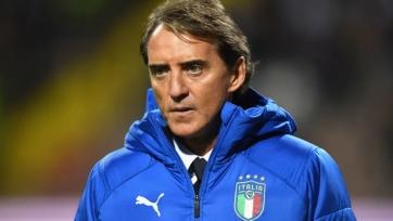 Манчини добился исторического достижения во главе сборной Италии