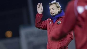 Карпин поделился ожиданиями от предстоящего матча со Словенией
