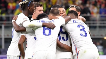 Франция обыграла Испанию в финале Лиги наций