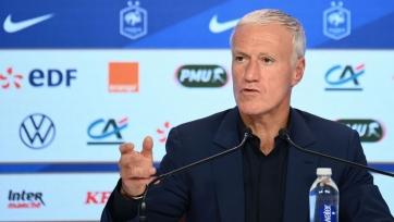 Дешам прокомментировал победу сборной Франции в финале Лиги наций