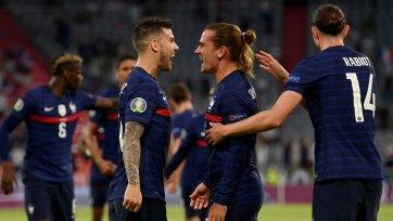 Франция стала рекордсменом международных турниров