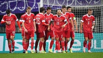 Словения - Россия - 1:2. Текстовая трансляция матча