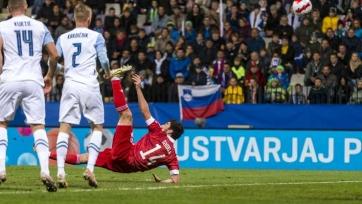 Россия в гостях обыграла словенцев и вышла на первое место в группе