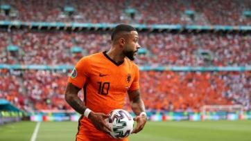 Депай установил рекорд сборной Нидерландов