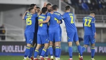 Украина - Босния и Герцеговина. 12.10.2021. Где смотреть онлайн трансляцию матча