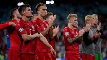 Дания - Австрия. 12.10.2021. Где смотреть онлайн трансляцию матча