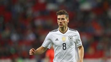 Горецка: «Сборной Германии еще многое нужно улучшить в своей игре»