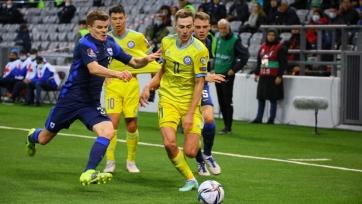 Казахстан имеет в пассиве продолжительную серию матчей без побед