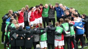 Сборная Дании удостоена награды фэйр-плей по итогам Евро-2020