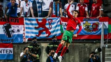 Роналду в матче против Люксембурга обновил мировой рекорд результативности