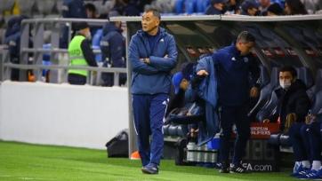 Наставник сборной Казахстана: «Мы берем всю вину на себя, и лично я тоже»
