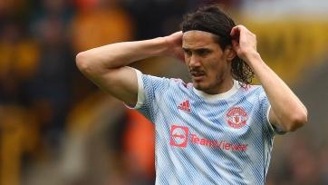 Экс-игрок сборной Уругвая посоветовал Кавани покинуть «МЮ»