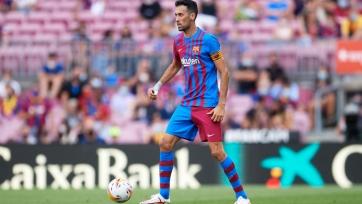 «Барселона» готова продать Бускетса
