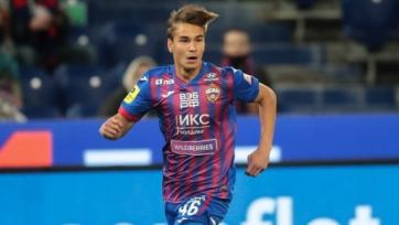Яковлев не играл за молодежную сборную России из-за травмы