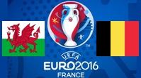 Уэльс - Бельгия Обзор Матча (01.07.2016)